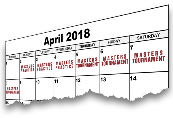 The Masters - The 1018 Club Masters Hospitality