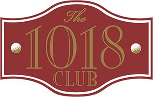 The 1018 Club Official Site Retina Logo